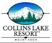 Collins Lake Resort®