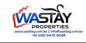 WA STAY PROPERTIES